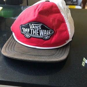Vans trucker hat 🧢